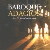 Baroque Adagios von Various Artists