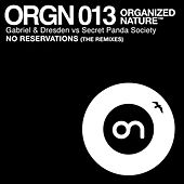 Play & Download No Reservations by Gabriel & Dresden | Napster