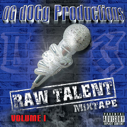 Raw Talent Mixtape Volume 1 by Various Artists