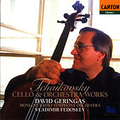 Play & Download Tchaikovsky: Cello and Orchestra Works by David Geringas | Napster