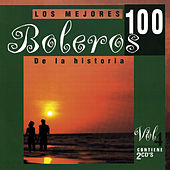 Play & Download Los 100 Mejores Boleros Vol. 4 by Various Artists | Napster