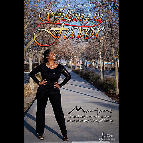Play & Download Walking in Favor by Marjane   Napster