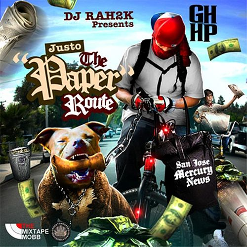 Play & Download The Paper Route by Various Artists | Napster