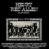 Play & Download With Luis Russell Volume 3 by Henry Red Allen | Napster