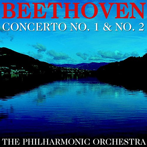 Beethoven Concerto No 1 And No 2 by Philharmonia Orchestra