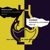Mendelssohn Symphony No. 4 by London Symphony Orchestra