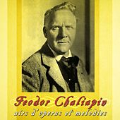 Airs D'Operas Et Melodies by Feodor Chaliapin