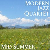 Play & Download Mid Summer by Modern Jazz Quartet | Napster
