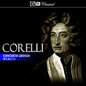 Corelli: Concerto Grosso No. 2, Op. 6: 1-3 (Single) by David Oistrakh