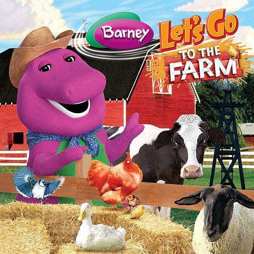 Play & Download Let's Go to the Farm by Barney | Napster