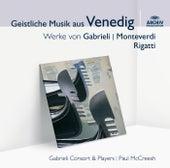 Geistliche Musik aus Venedig von Various Artists