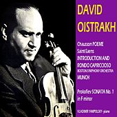 Play & Download Poeme, Op 25 by David Oistrakh | Napster