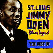 Blues Legend - The Best Of by St. Louis Jimmy Oden
