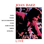 Play & Download Live by Joan Baez | Napster