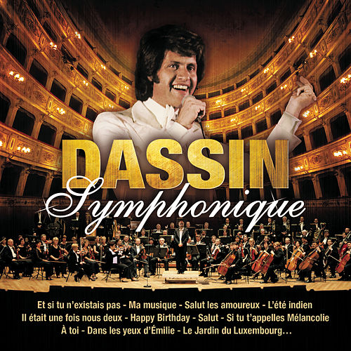 Joe Dassin Symphonique by Joe Dassin