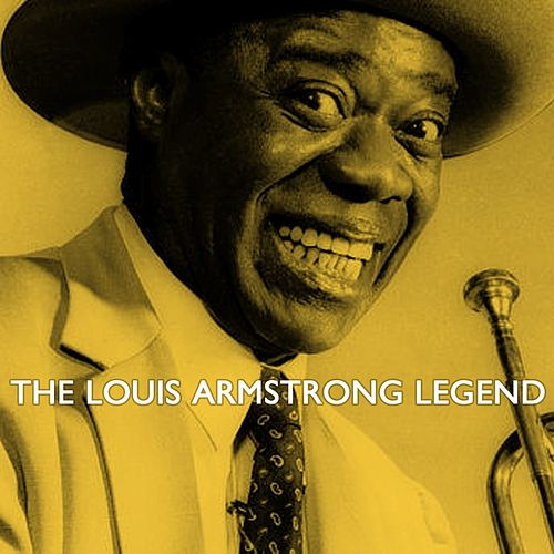 The Louis Armstrong Legend by Lionel Hampton
