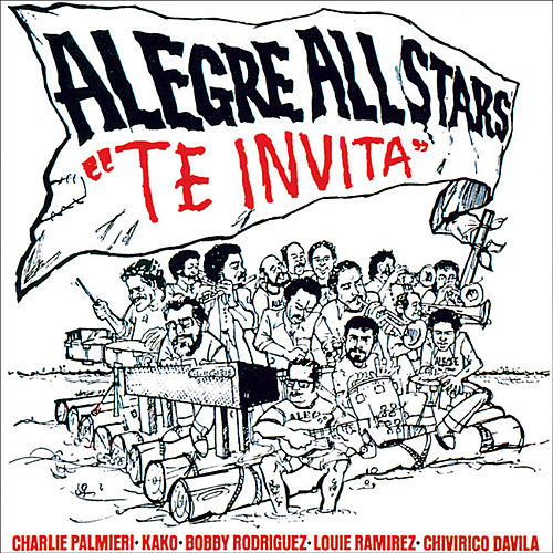 Play & Download Te Invita by Alegre All Stars | Napster