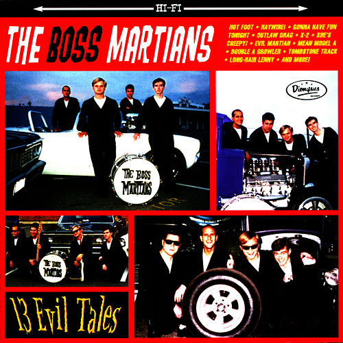 Play & Download 13 Evil Tales by The Boss Martians   Napster
