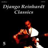 Play & Download Django Reinhardt Classics Vol. 5 by Django Reinhardt | Napster