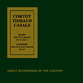 Great Recordings Of The Century by Alfred Cortot