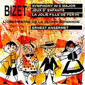 Bizet Symphony In C Major by L'Orchestra de la Suisse Romande