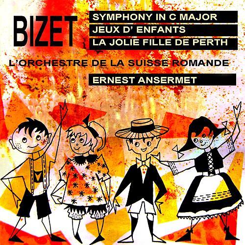 Bizet Symphony In C Major by L'Orchestra de la Suisse Romande