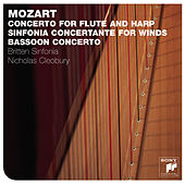 Mozart: Concerto For Flute and Harp by Britten Sinfonia