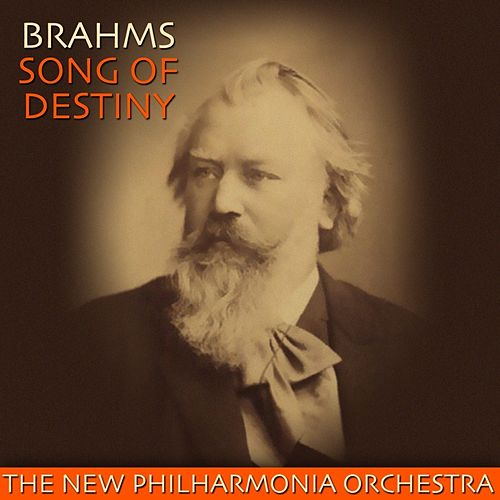 Play & Download Brahms Song Of Destiny by New Philharmonia Orchestra | Napster