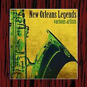 Play & Download New Oreans Legends by Various Artists | Napster
