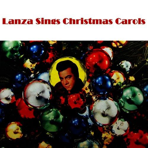 Lanza Sings Christmas Carols by Mario Lanza