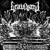 Play & Download The Altar of Sculpted Skulls by Graveyard | Napster