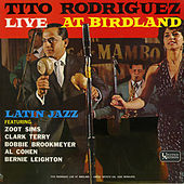 Live At Birdland by Tito Rodriguez