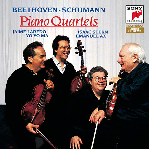 Play & Download Beethoven, Schumann: Piano Quartets (Remastered) by Emanuel Ax | Napster