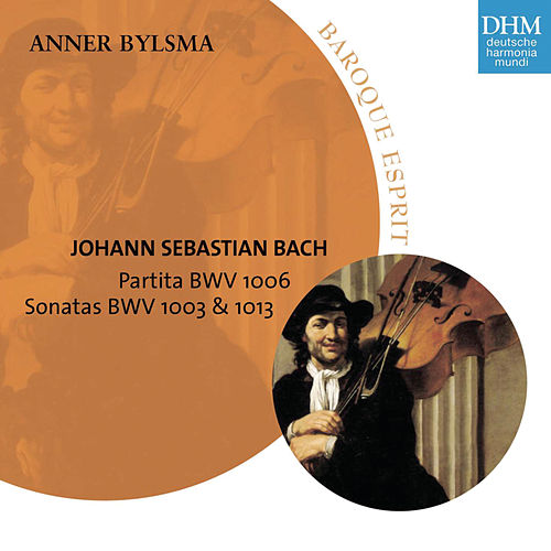Play & Download Bach: Pariata/Sonaten (2) by Anner Bylsma | Napster