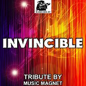 Play & Download Invincible - Tribute to Machine Gun Kelly, Ester Dean by Music Magnet | Napster