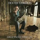 Great Encounters Live by Dexter Gordon