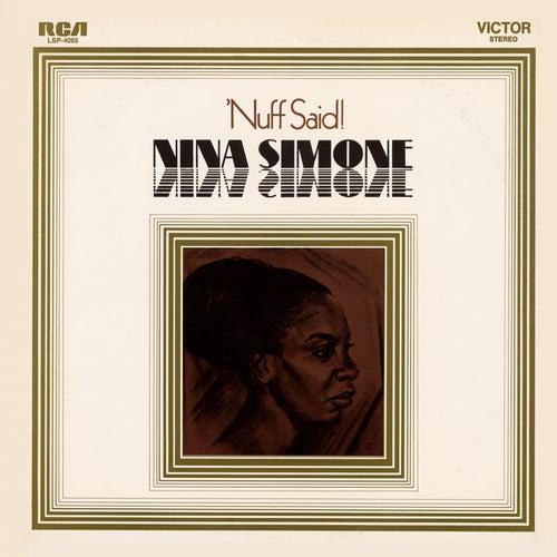Play & Download 'Nuff Said by Nina Simone | Napster
