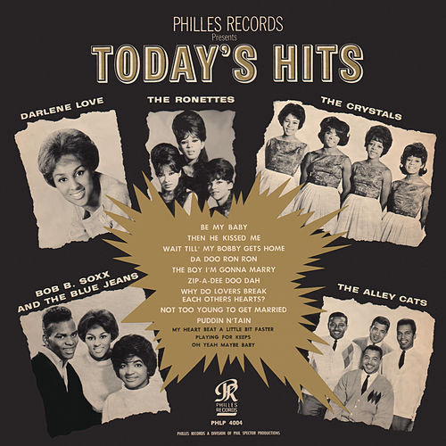 Philles Records Presents Today's Hits by Various Artists