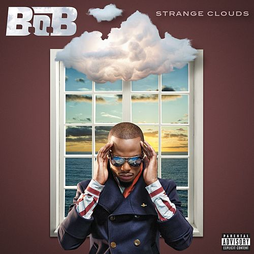 Play & Download Strange Clouds by B.o.B | Napster