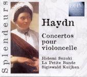 Haydn: Concertos Pour Violoncelle von Hidemi Suzuki