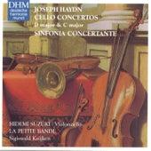 Haydn: Cello Concertos von Hidemi Suzuki