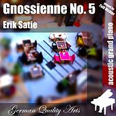Play & Download Gnossienne No. 5 , 5th , 5. (feat. Falk Richter) - Single by Erik Satie | Napster