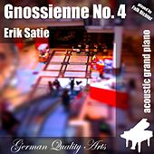 Play & Download Gnossienne No. 4 , 4th , 4. (feat. Falk Richter) - Single by Erik Satie | Napster