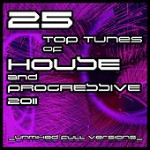 25 Top Tunes Of House & Progressive 2011 by Various Artists