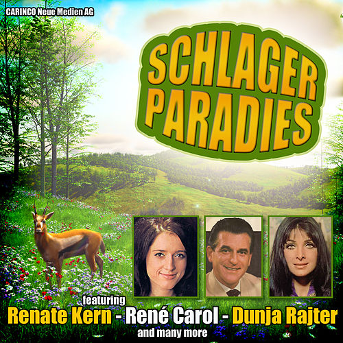 Play & Download Schlager – Paradies by Various Artists | Napster