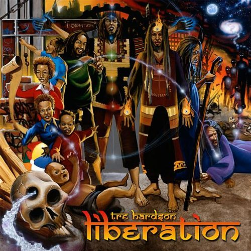 Play & Download Liberation by Tre Hardson | Napster