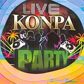 Play & Download Live Konpa Party by Various Artists | Napster
