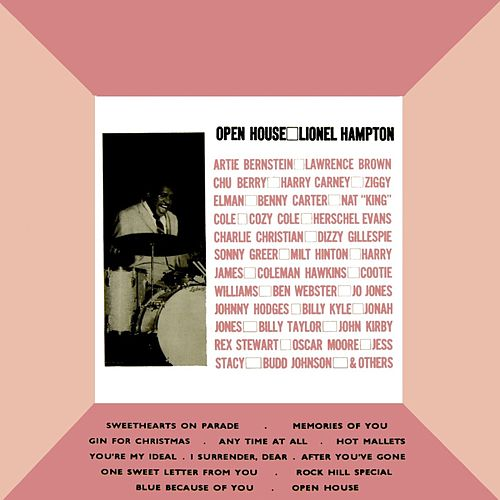 Play & Download Open House by Lionel Hampton | Napster