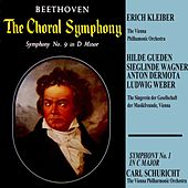 Play & Download Beethoven, The Choral Symphony by Erich Kleiber | Napster