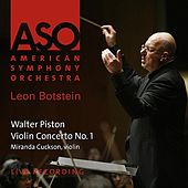 Play & Download Piston: Violin Concerto No. 1 by American Symphony Orchestra | Napster
